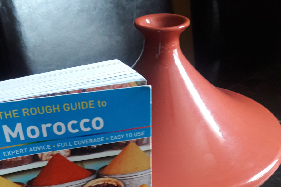 culinary travels morocco